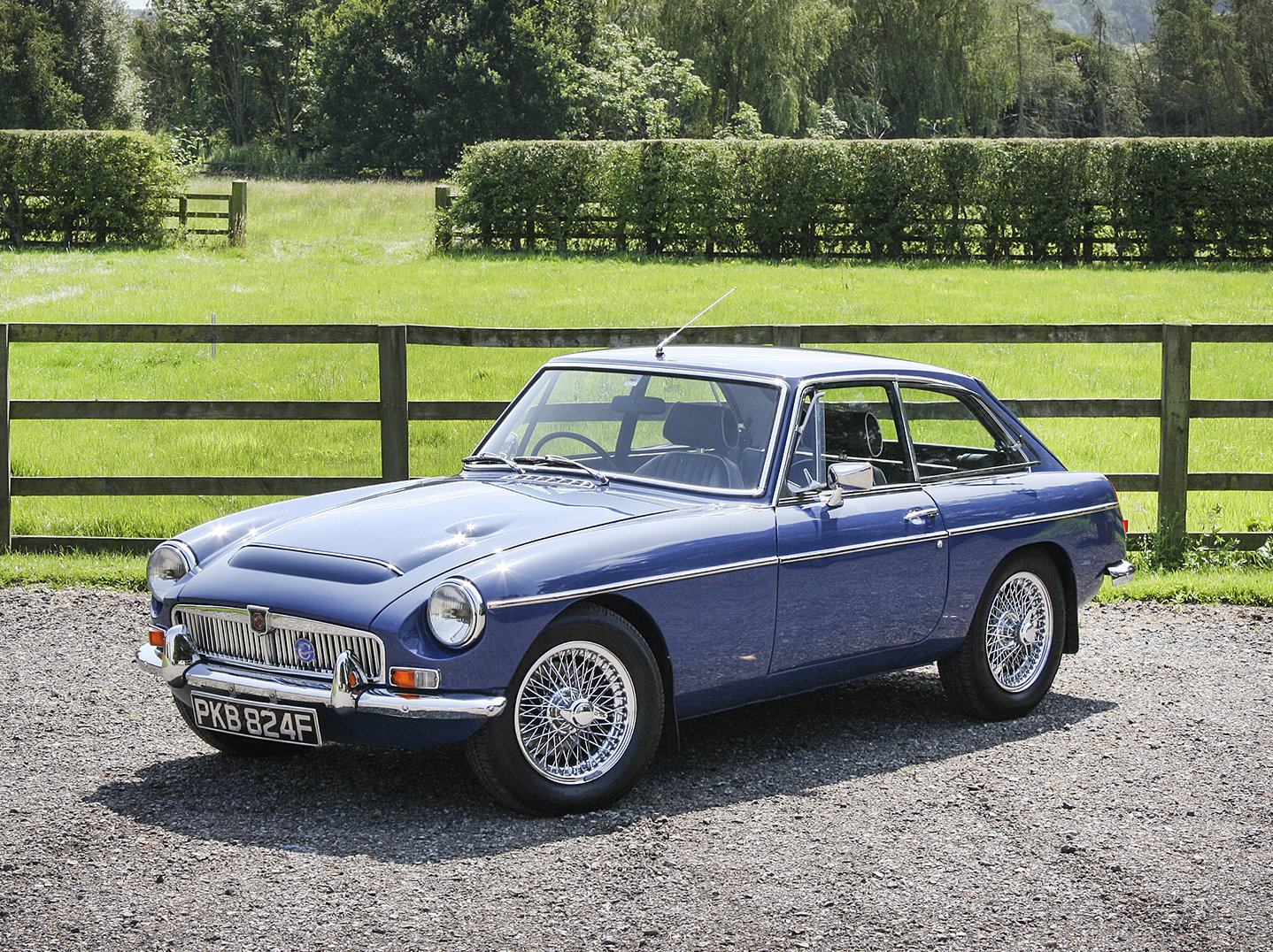 1968 MG C GT **NOW SOLD** For Sale (picture 1 of 6)