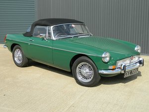 1972 MG MGB 1.8 ROADSTER For Sale