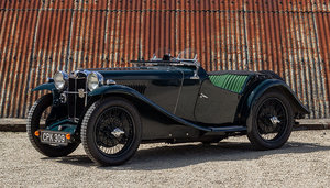 1935 MG PA (SUPERCHARGED) For Sale