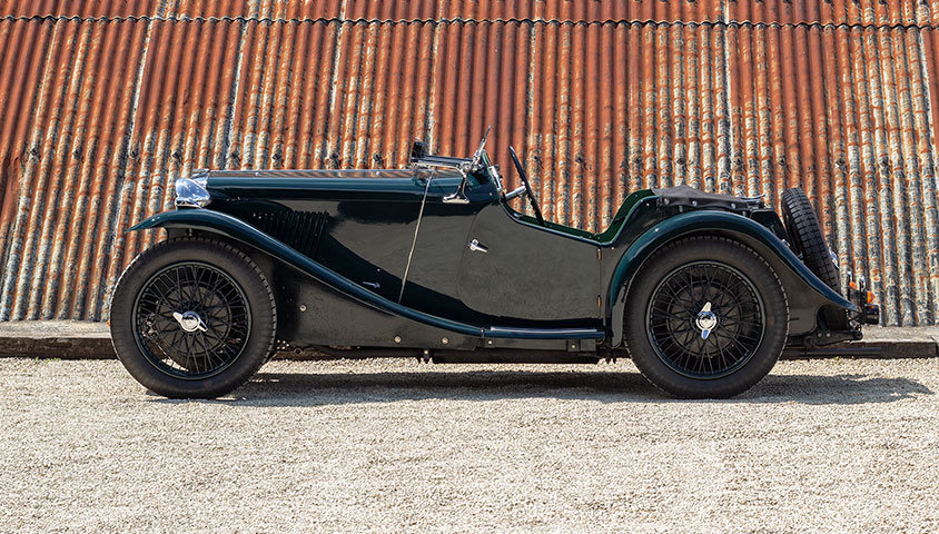 1935 MG PA (SUPERCHARGED) For Sale (picture 2 of 6)