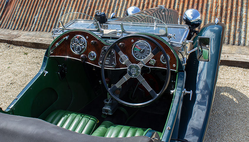 1935 MG PA (SUPERCHARGED) For Sale (picture 4 of 6)