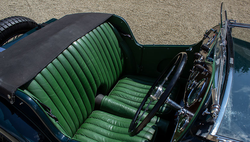 1935 MG PA (SUPERCHARGED) For Sale (picture 5 of 6)