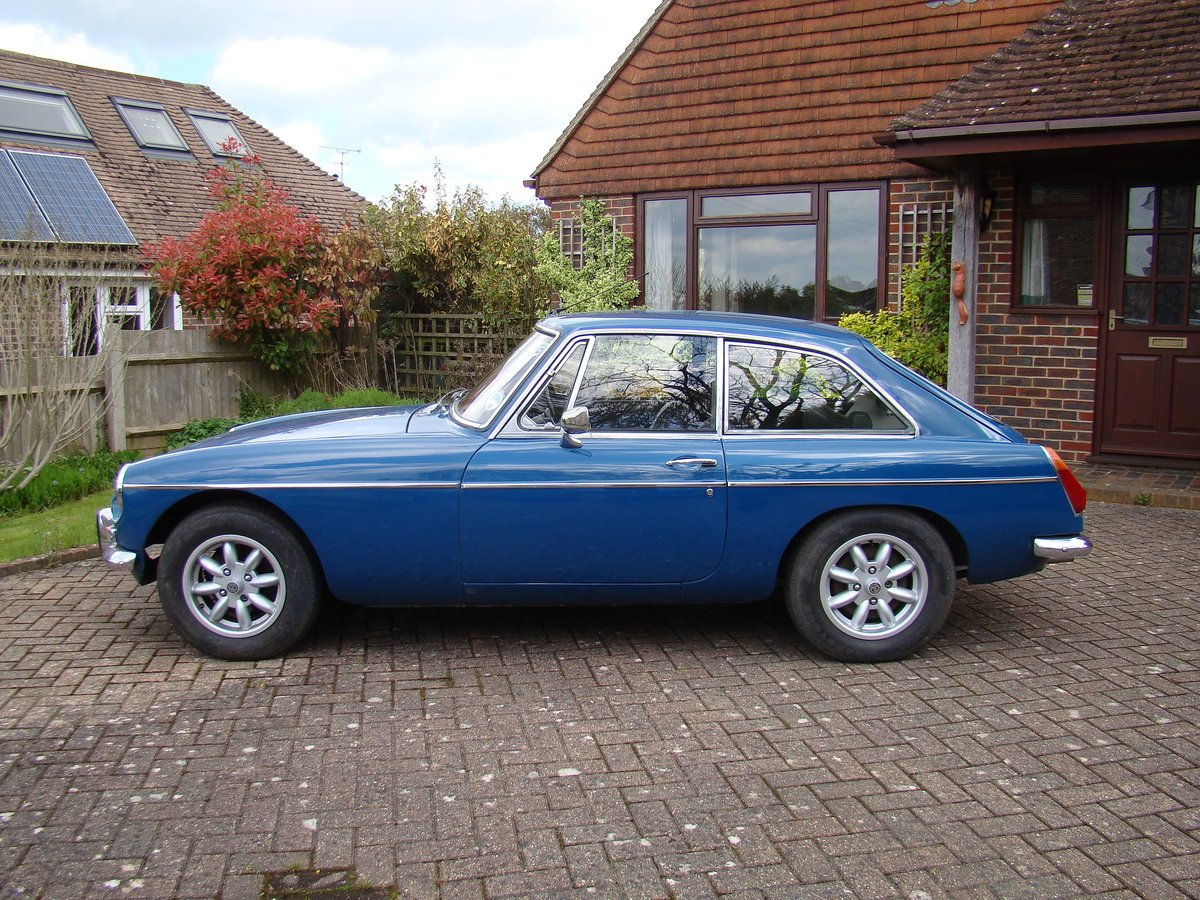 1973 MG BGT  For Sale (picture 2 of 6)