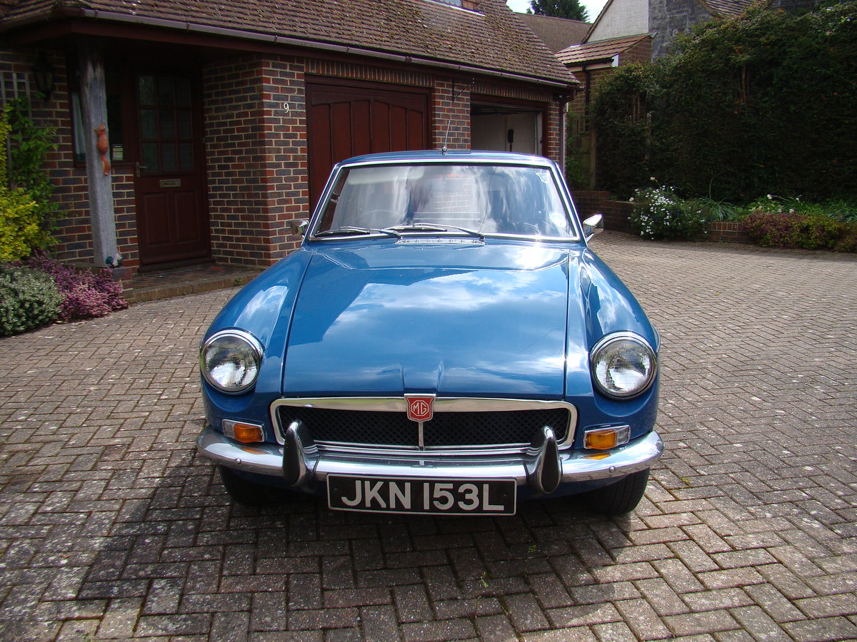 1973 MG BGT  For Sale (picture 3 of 6)
