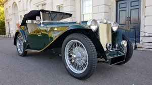 1948 MG TC IN BRITISH RACING GREEN ( CONCOURS ) For Sale
