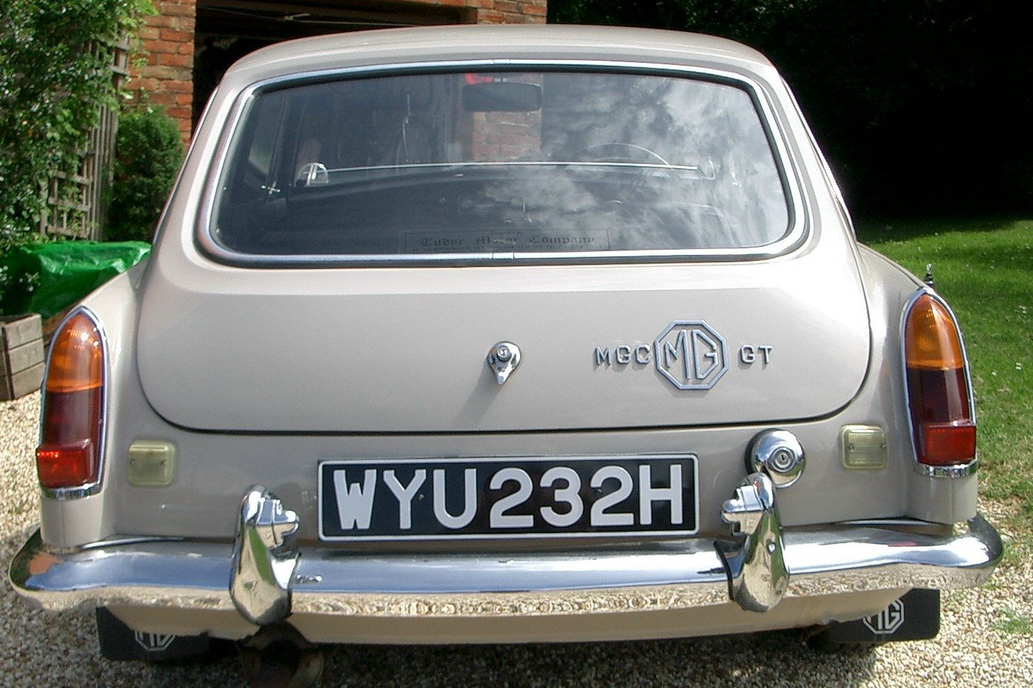 1969 MGC GT Automatic For Sale (picture 3 of 6)