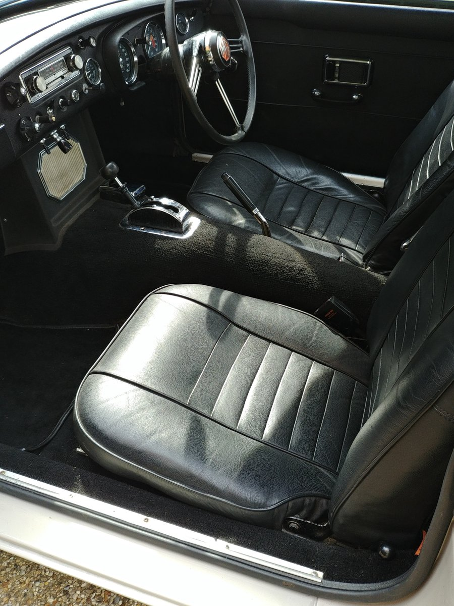 1969 MGC GT Automatic For Sale (picture 5 of 6)
