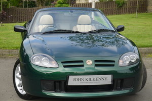 2006 MG TF 1.6 115 **ONLY 29000 MILES** CONVERTIBLE* DELIVERY AVA