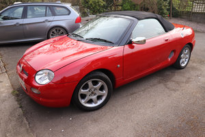 1996 MG MGF 1.8 Mpi For Sale