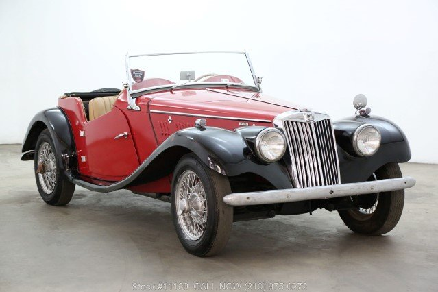 1955 MG TF For Sale (picture 1 of 6)
