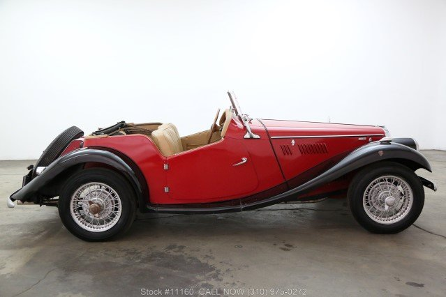 1955 MG TF For Sale (picture 2 of 6)