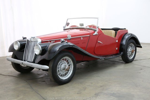 1955 MG TF For Sale (picture 3 of 6)