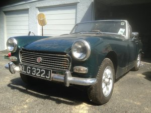1971 MG Midget GAN 5 Garage Find For Sale
