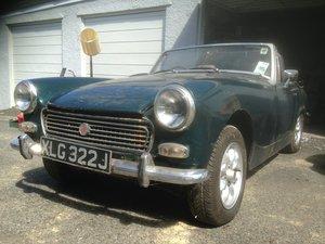 1971 MG Midget GAN 5 Garage Find For Sale