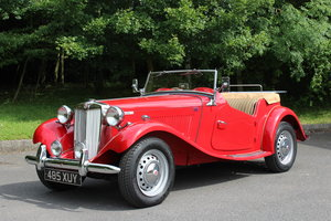 1952 MG TD / C MARK II - 1250cc For Sale