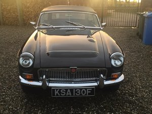 1968 MGC roadster  For Sale