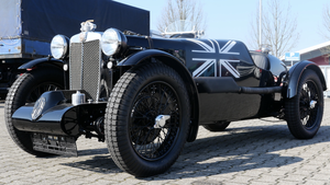 1939 MG TA Q Type Speciale - Kompressor - top restored For Sale