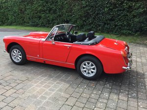 1972 MG Midget Rwa, 1275cc stunning example For Sale