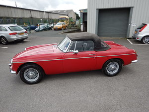 Picture of 1965 MGB Roadster ~ Heritage Shell ~ Leather ~  SOLD