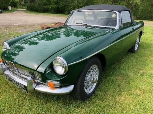 1965 MGB Roadster For Sale (picture 2 of 6)