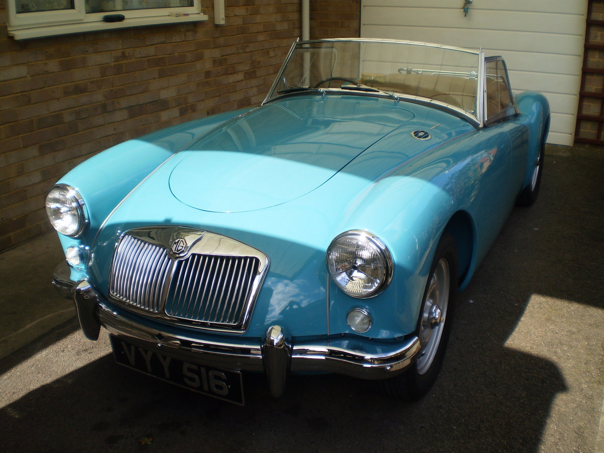 1959 MGA Twin Cam For Sale (picture 1 of 6)