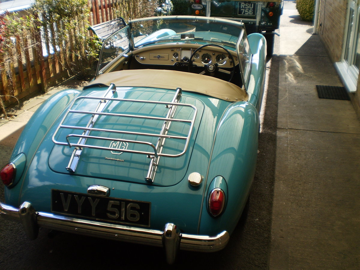 1959 MGA Twin Cam For Sale (picture 5 of 6)