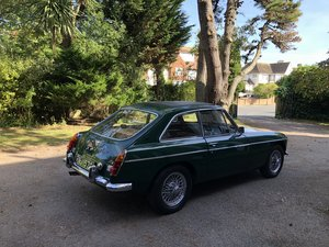 1968 MG MBG For Sale