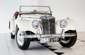 1954 MGTF 1250 Just Stunning! SOLD