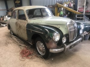 1958 MG MAGNETTE ZB FOR RESTORATION For Sale