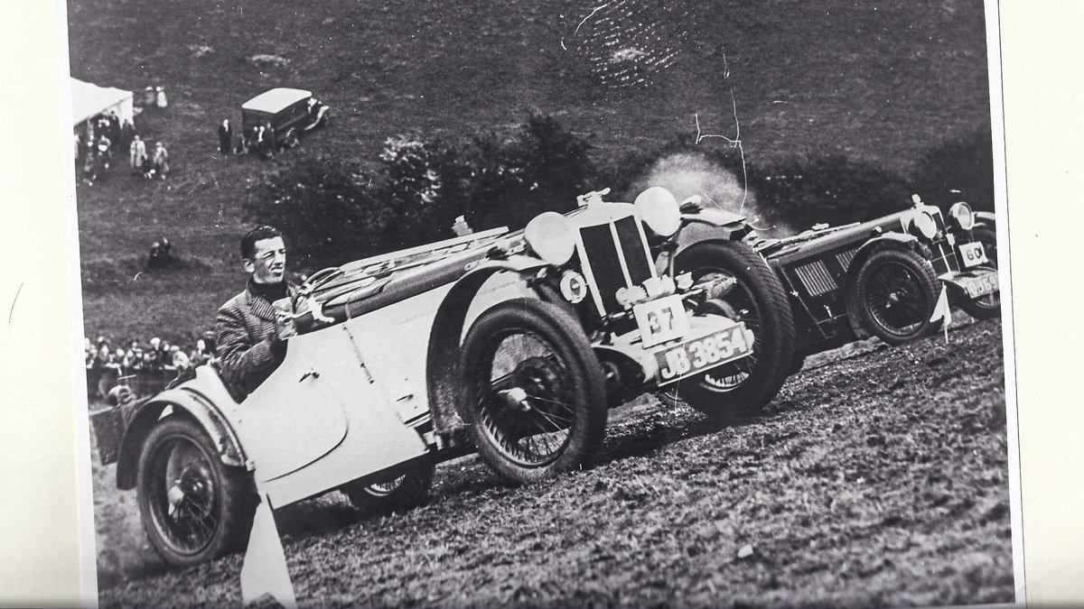 1934 MG PA Supercharged. Ex Jack Bastock 'Cream Cracker 2' For Sale (picture 4 of 6)