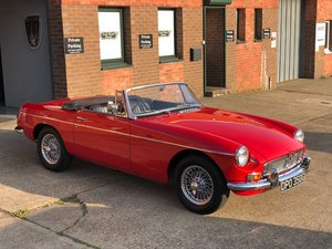 Picture of 1969 MGB Roadster- Concours restoration  SOLD