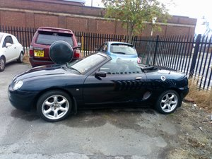 2001 MGF For Sale