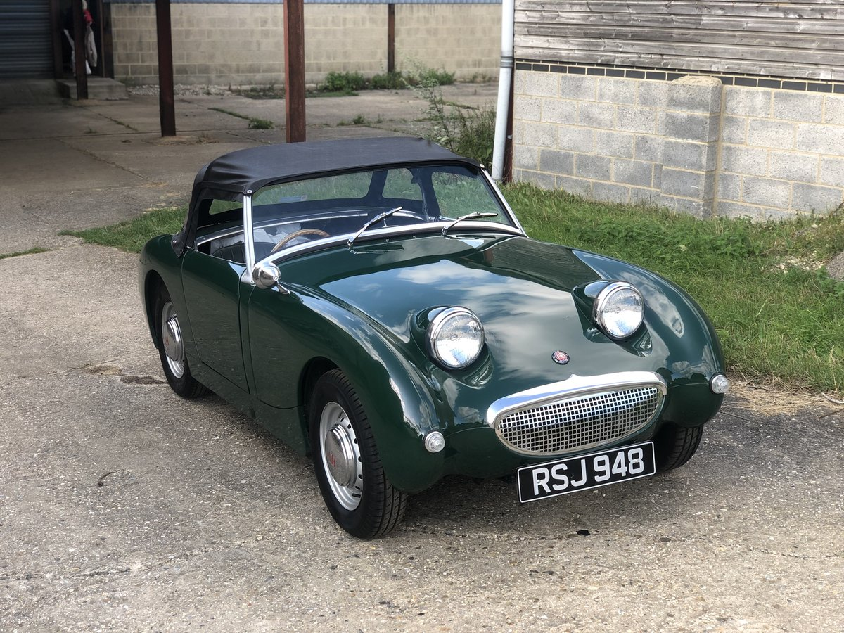 1967 Small selection of properly restored MG Midgets available. For Sale (picture 2 of 6)