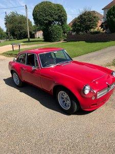 1967 MG Sebring Replica V8