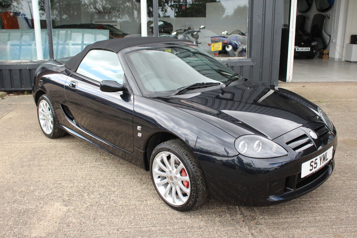2002 MG TF 160,ONLY 21000 MLS,NEW HEADGASKET,BELT&PUMP For Sale (picture 1 of 6)