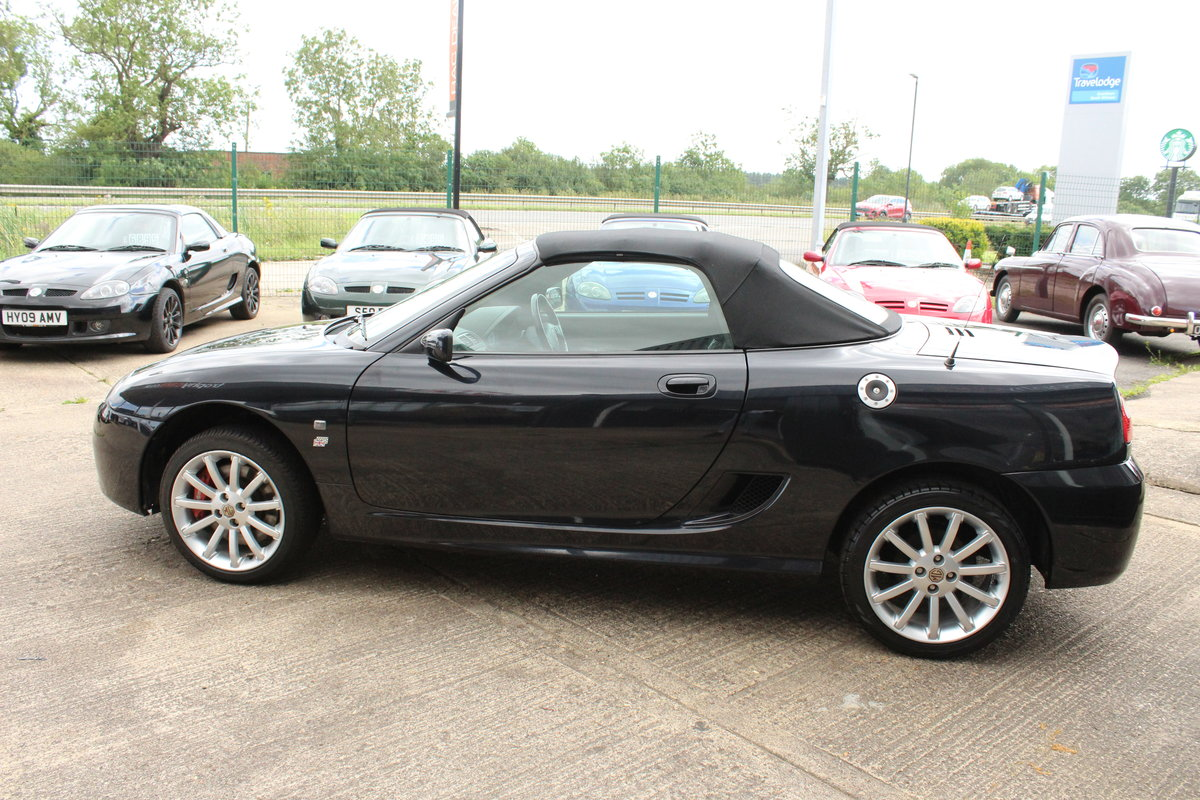 2002 MG TF 160,ONLY 21000 MLS,NEW HEADGASKET,BELT&PUMP For Sale (picture 2 of 6)
