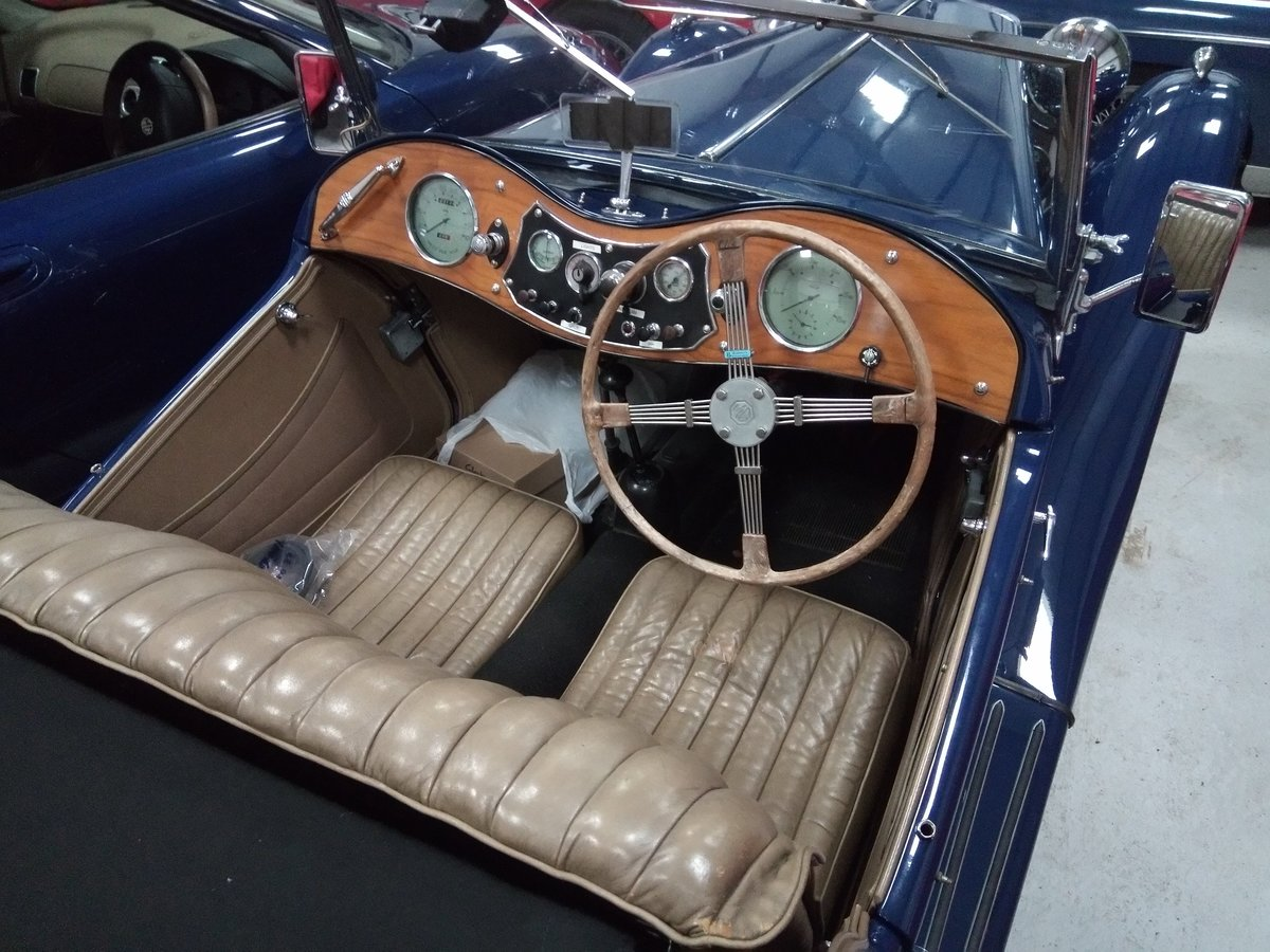 1938 MG TA Midget For Sale (picture 3 of 3)