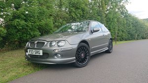 2004 Mg zr 160, fsh, low miles, private reg For Sale