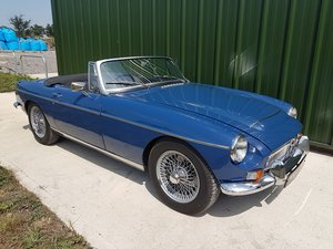 1969 MGC 2.9 ltr Roadster For Sale