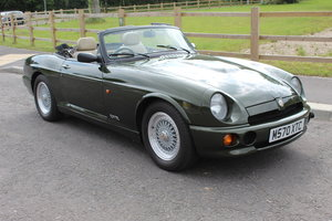 1994 MG RV8 With Power Steering Superb Condition For Sale