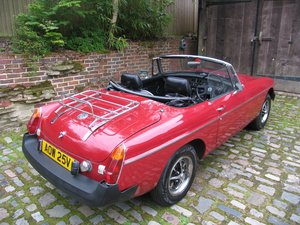 1979 MGB ROADSTER BEAUTIFUL  For Sale