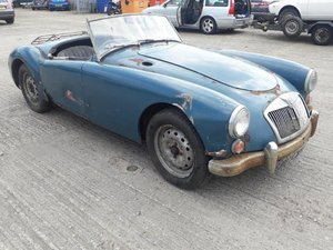 1959  MG A 1600 Roadster at ACA 24th August