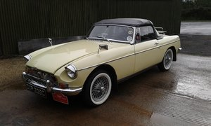 1965 MGB Roadster  For Sale