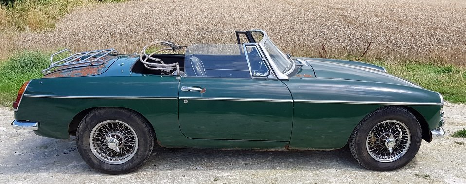 1964 MGB Roadster - Pull Handle For Sale (picture 2 of 6)