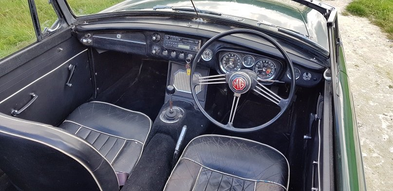 1964 MGB Roadster - Pull Handle For Sale (picture 3 of 6)