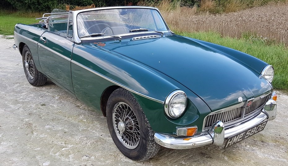 1964 MGB Roadster - Pull Handle For Sale (picture 6 of 6)