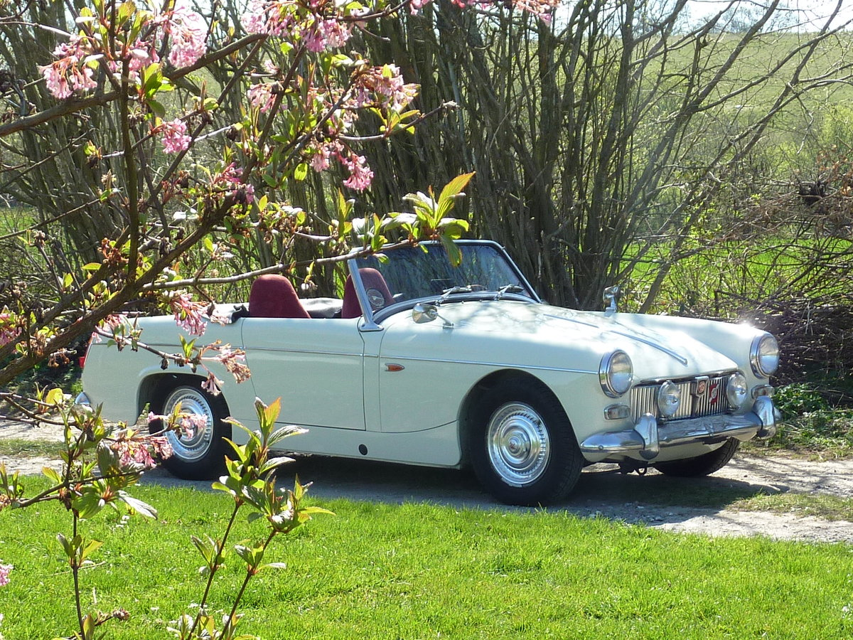 1961 MG Midget MK1 Chassis 1564 For Sale (picture 1 of 6)