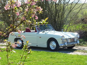 1961 MG Midget MK1 Chassis 1564 For Sale