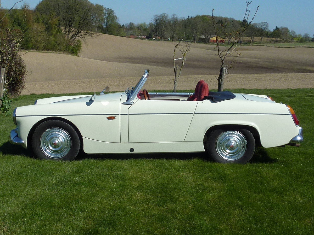 1961 MG Midget MK1 Chassis 1564 For Sale (picture 2 of 6)