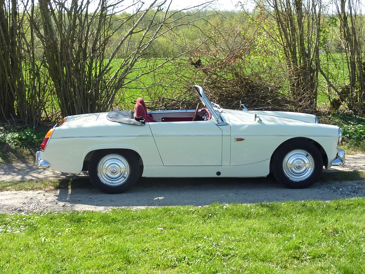 1961 MG Midget MK1 Chassis 1564 For Sale (picture 3 of 6)